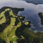 毎年恒例ゴルフ撮影