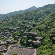 枸杞島 後頭湾村(中国)